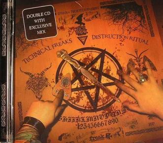 Technical Freaks - Destruction Ritual (2005) [FLAC]