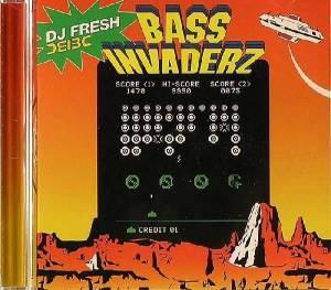 DJ Fresh - Bass Invaderz (2005) [FLAC]