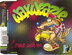 DJ Waxweazle - Come With Me (1995) [WAV]