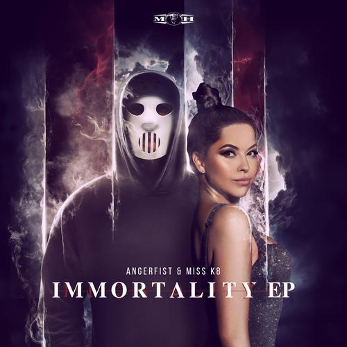 Angerfist & Miss K8 - Immortality (2020) [FLAC]