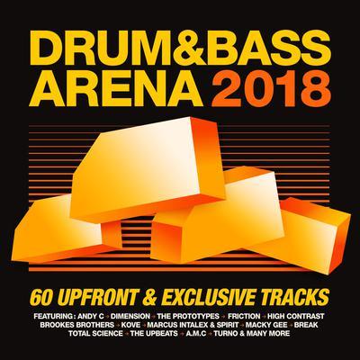 VA - Drum & Bass Arena 2018 (2018) [FLAC]
