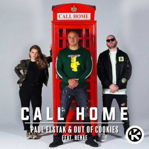 Dj Paul Elstak & Out Of Cookies & Renae - Call Home (2021) [FLAC]