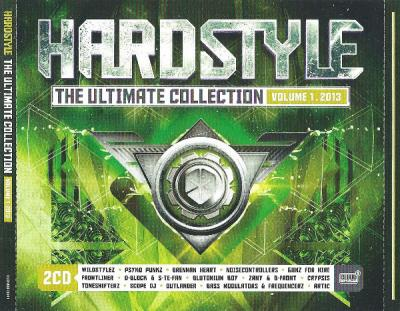 Hardstyle The Ultimate Collection 2013 Vol.1