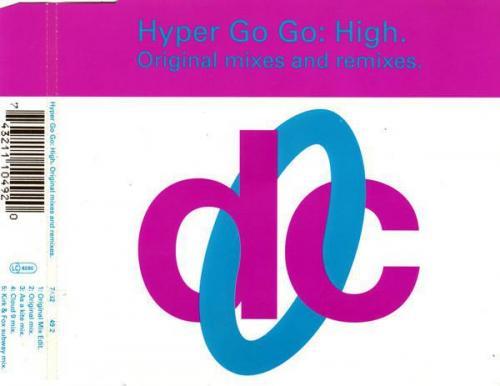 Hyper Go Go - High (Original Mixes And Remixes) (1992) [FLAC]
