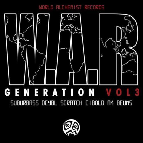 VA - W.A.R Generation Vol 3 (2009) [FLAC]