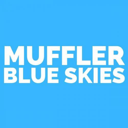 Muffler - Blue Skies (2021) [FLAC]