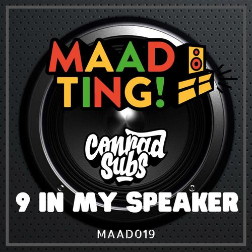 Conrad Subs - 9 In My Speaker (2020) [FLAC]