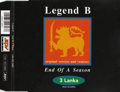 Legend B - End Of A Season (1993) [WAV]