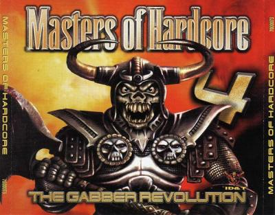 VA - Masters Of Hardcore 4 - The Gabber Revolution (1997) [FLAC]