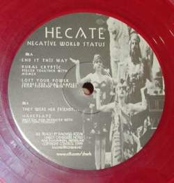 Hecate - Negative World Status (1999) [FLAC]