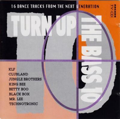 VA - Turn Up The Bass 10 (1990) [FLAC]
