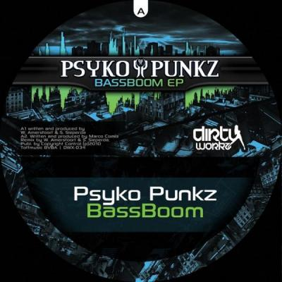 Psyko Punkz & Coone - Dirty Soundz (Ra-Ta-Ta) (2010) [FLAC]