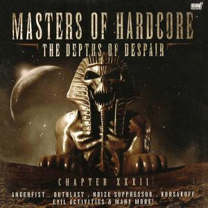 VA - Masters Of Hardcore - The Depths Of Despair - Chapter XXXII (2011) [FLAC]
