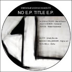 VA - No E.P. Title E.P. (2005) [FLAC]