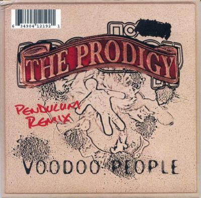 The Prodigy - Voodoo People (Pendulum Remix) / Out Of Space (Audio Bullys Remix)