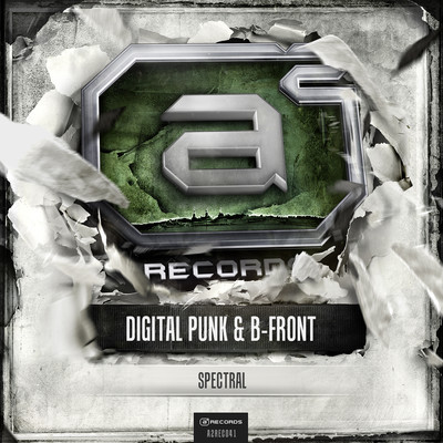 Digital Punk & B-Front - Spectral (2013) [FLAC]
