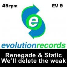 Renegade & Static - Well Delete The Weak (2015) [FLAC]
