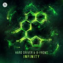Hard Driver & B-Front - Infinity (Extended Mix) (2021) [FLAC]