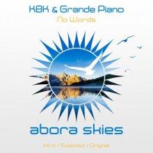 Kbk & Grande Piano - No Words (2021) [FLAC]
