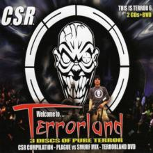 VA - This Is Terror Volume 6 - C.S.R. - Welcome To Terrorland (2006) [FLAC]