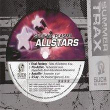 VA - Suck Me Plasma Allstars - Summer Trax (1996) [FLAC]