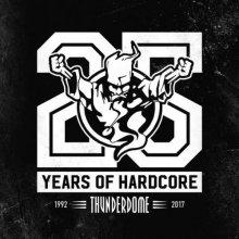 VA - Thunderdome 25 Years Of Hardcore (2017) [FLAC]
