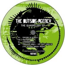 The Outside Agency - The Quadrilogy (2011) [FLAC]