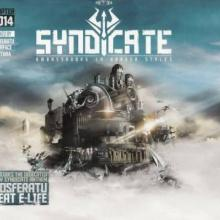 VA - Syndicate - Ambassadors In Harder Styles Chapter 2014 [FLAC]