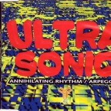 Ultra-Sonic - Annihilating Rhythm (1994) [FLAC]