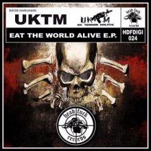 UKTM - Eat The World Alive (2014) [FLAC]