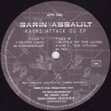 Sarin Assault - Kaori Attack 01 EP (1998) [FLAC]