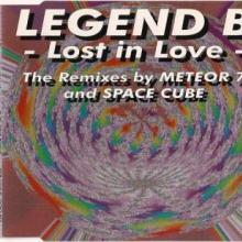 Legend B. - Lost In Love - The Remixes By Meteor 7 And Space Cube (1995) [FLAC]