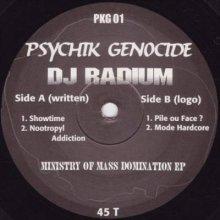 Radium - Ministry Of Mass Domination EP (1997) [FLAC]