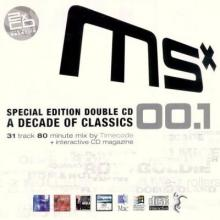 Timecode - MSX00.1 10th Anniversary Special Edition CD. (2000) [FLAC]