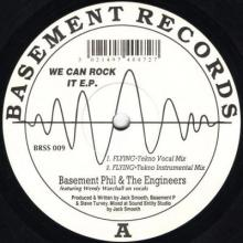 Basement Phil & The Engineers - We Can Rock It