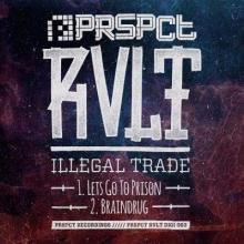 Illegal Trade - Let's Go To Prison / Braindrug (2016) [FLAC]