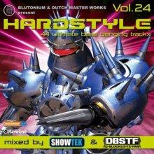 VA - Blutonium & Dutch Master Works Present Hardstyle Vol. 24 (2011) [FLAC]