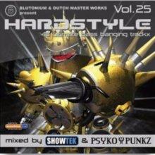 VA - Blutonium & Dutch Master Works Present Hardstyle Vol. 25 (2015) [FLAC]
