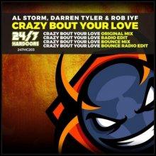 Al Storm & Darren Tyler & IYF - Crazy Bout Your Love (2020) [FLAC]