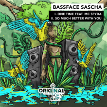 Bassface Sascha - One Time / So Much Better With You (2021) [FLAC]