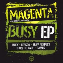 Magenta - Busy EP (2021) [FLAC]