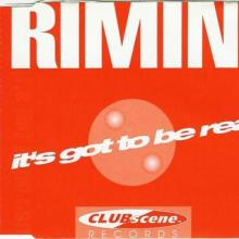Rimini - It's Got To Be Real (1994) [FLAC]