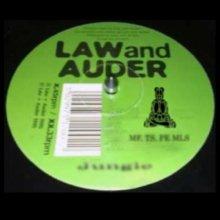 Law & Auder - Watch The Ride! - Oldskool Jungle (2020) [FLAC]