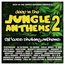 VA - Deep In The Jungle Anthems 2 (2016) [FLAC]