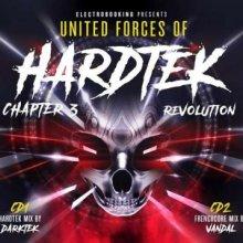 Electrobooking Presents United Forces Of Hardtek Chapter 3 Revolution