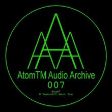Atomtm - DAmmond / I Want You (2019) [FLAC]