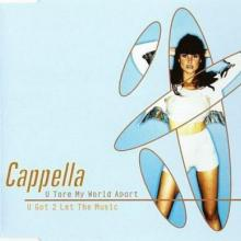 Cappella - U Tore My World Apart (1998) [FLAC]