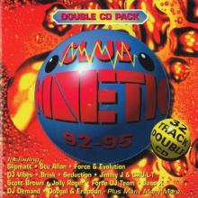VA - The Sound Of Club Kinetic - Vol I (1995) [FLAC]