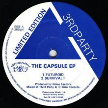 Noise Factory - The Capsule Ep (1992) [FLAC]