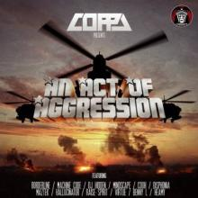 VA - Coppa Presents: An Act of Aggression (2015) [FLAC]